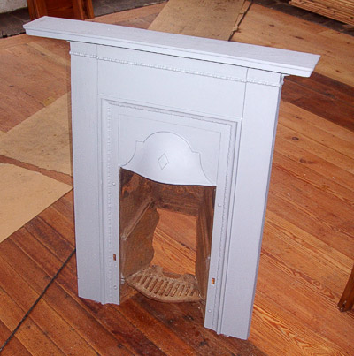 Superieur Bedroom Fireplace Dimensions Height 1m 47cm Width 79cm