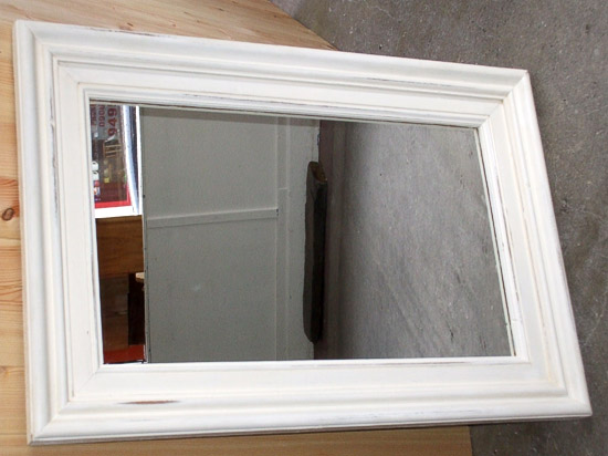 Selection of mirrors in various sizes